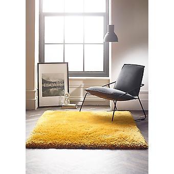 Callie ochra prostokąt dywany zwykły/prawie zwykły dywany