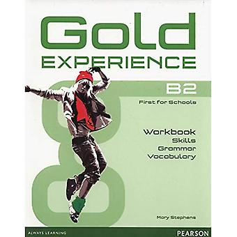 Gold Experience B2 Language� and Skills Workbook (Gold Experience)
