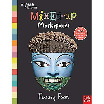 British Museum: Mixed-up chefs-d'œuvre, des grimaces (BM chefs-d'œuvre Mixed-up)