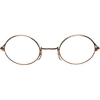 Glasses John Gold Clear
