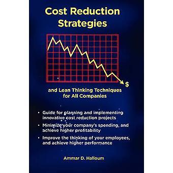 Strategie di riduzione dei costi di Halloum & Ammar