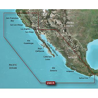 Garmin BlueChart® g2 HD - HXUS021R - California - Mexiko - MicroSD™/SD™
