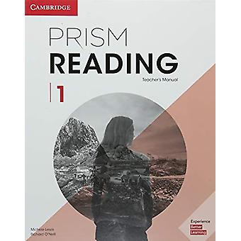 Prism Reading Level 1 Teacher's Manual by Prism Reading Level 1 Teach