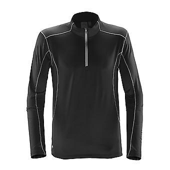 Stormtech Mens Pulse Polyester Fleece Pullover Jacket