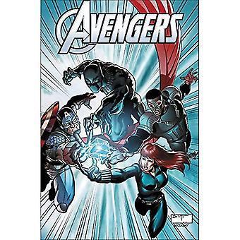 Avengers zebrać: żywe legendy