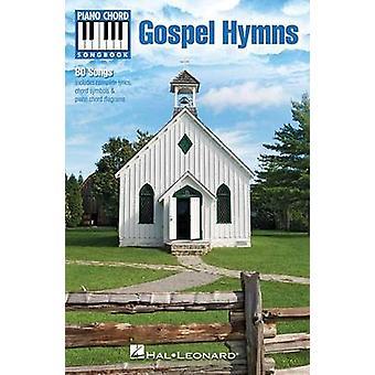 Gospel Hymns Piano Chord Songbook Pf Bk by Hal Leonard Publishing Cor