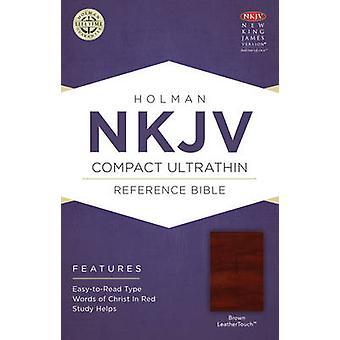 Compact Ultrathin Bible-NKJV by Broadman & Holman Publishers - 978158