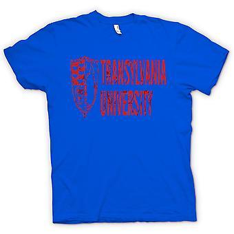 Womens T-shirt - Transylvania University - witzige Horror