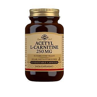 Solgar Acetyl-L-Carnitine 250mg 30 Vegicaps (15)