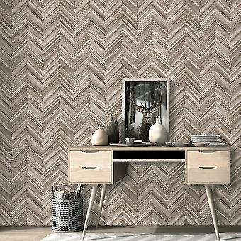 Rasch Hygge Wood Pattern Modern Smooth Vintage Distressed Wood Effect Wallpaper 212310