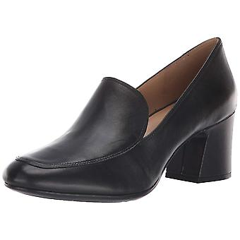 Naturalizer Womens Dany Leather Closed Toe Classic Pumps