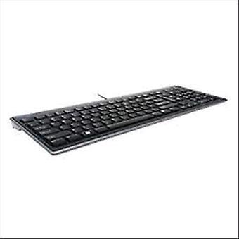 Kensington advance fit keyboard n version black color