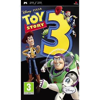 Toy Story 3 Le jeu vidéo (Sony PSP) - Factory Sealed