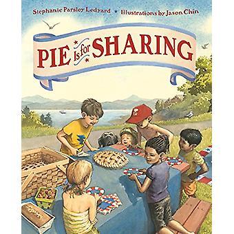 Paj är för delning av Stephanie Parsley Ledyard - 9781626725621 bok