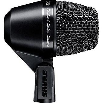 Microphone (instruments) Shure PGA52-XLR Transfer type:Corded incl. cable, Steel enclosure