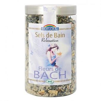Biofloral Relaxation Bath Salts Bach Flowers