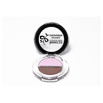 Benecos Eye Shadow Duo Noblesse (Donna , Make Up , Occhi , Ombretti)