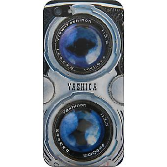 Vintage yashica camera mate cover for iPhone 5S/SE