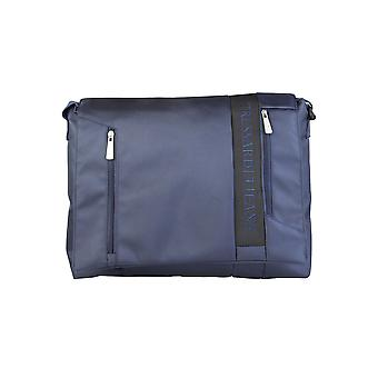 Trussardi men's Briefcases Blue