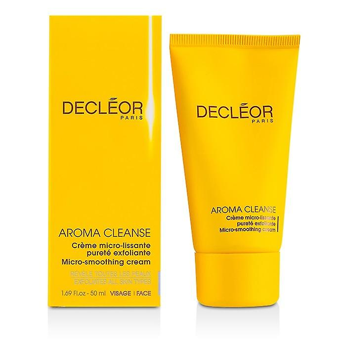 Decleor Aroma Cleanse naturliga mikro-Smoothing Cream 50ml / 1,69 oz