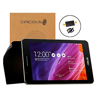 Celicious Privacy Asus Fonepad 7 2-Way Visual Black Out Screen Protector