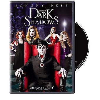 Dark Shadows (2012) [DVD] USA import