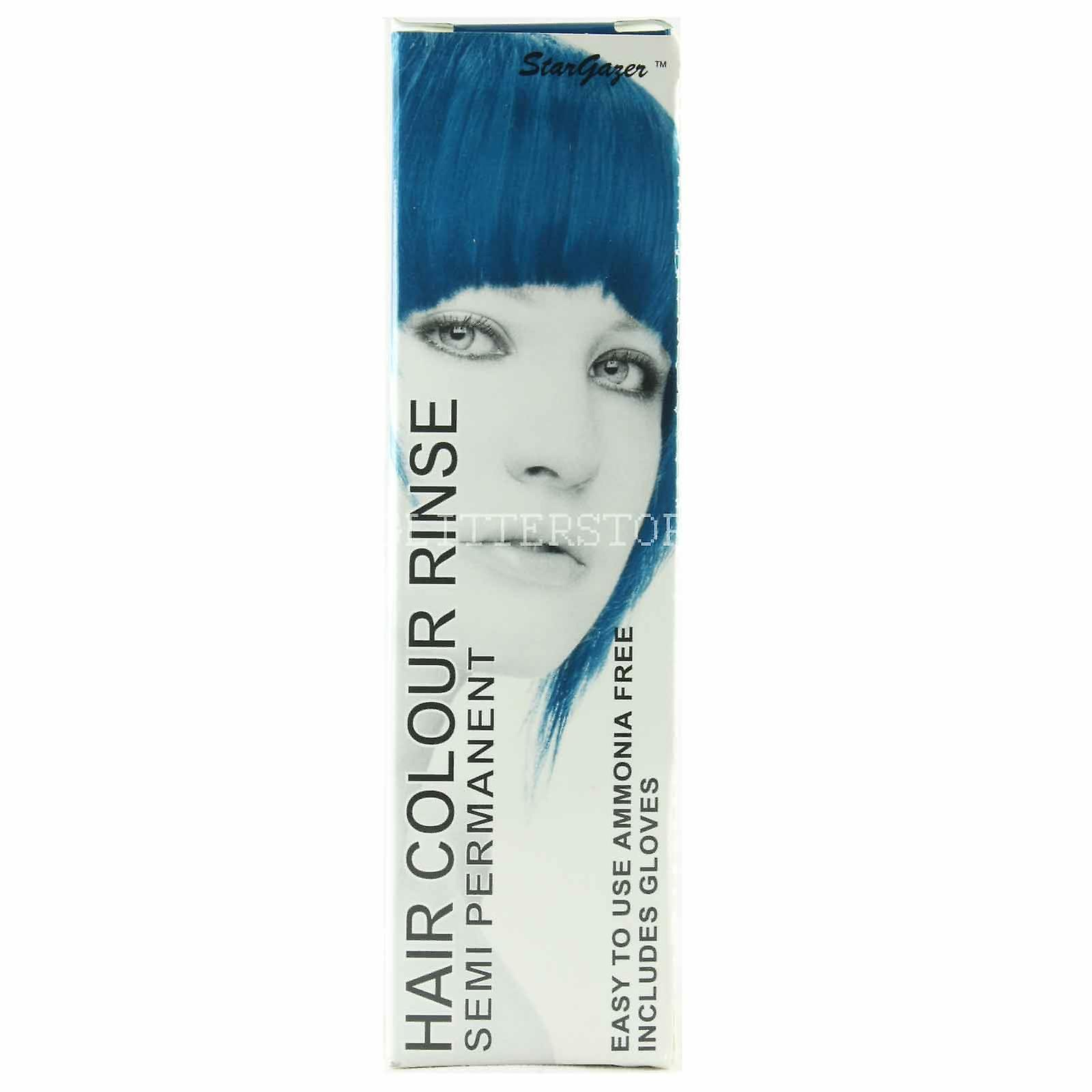Stargazer Hair Dye -  Soft Blue X 2 With Tint Brush