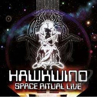 Space Ritual Live 2014 (Deluxe Ed with DVD) by Hawkwind