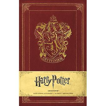 Harry Potter Gryffindor (Insights Journals) (Diary) by Insight Editions