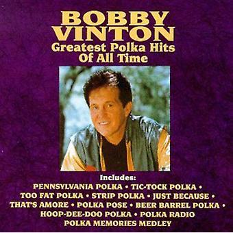 Bobby Vinton - Greatest Polka Hits of All Tim [CD] USA import