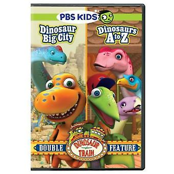 Dinosaurier-Zug: Großstadt / Dinosaurier ein Z [DVD] USA Import