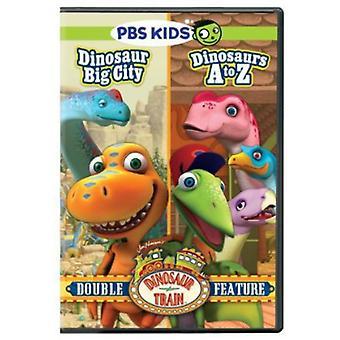 Dinosaur trein: Grote stad / dinosauriërs een Z [DVD] USA importeren