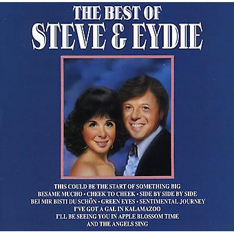 Lawrence/Gorme - lo mejor de importación de Estados Unidos Steve y Eydie [CD]