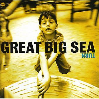 Gran mar grande - importación de USA de vuelta [CD]