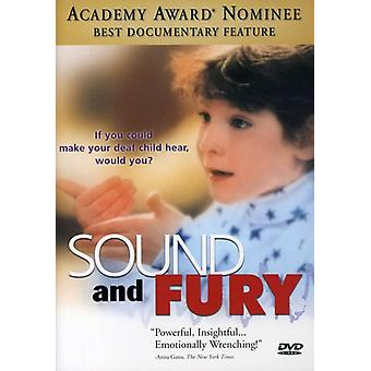 Ljud & Fury [DVD] USA import