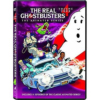 Real Ghostbusters 4 [DVD] USA import