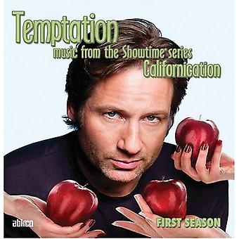 Forskellige kunstnere - fristelsen: Musik fra the Showtime-serien Califor [CD] USA import