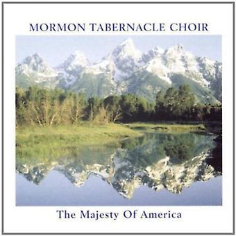 モルモン ・ タバナクル聖歌隊 - アメリカの威厳 [CD] アメリカ インポートします。