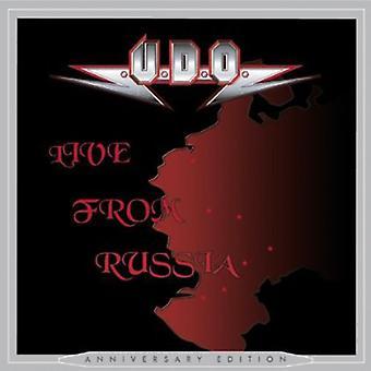 U.D.O. - Live från Ryssland (årsdagen Editi [CD] USA import