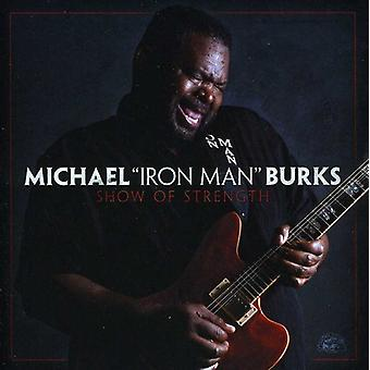 Michael Burks - Show of Strength [CD] USA import