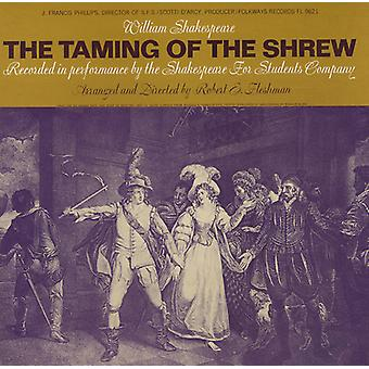 Shakespeare for Students Company - Taming of Shrew: William Shakespeare [CD] USA import
