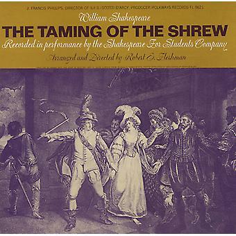 Shakespeare für Studenten Unternehmen - der Widerspenstigen Zähmung: William Shakespeare [CD] USA Import
