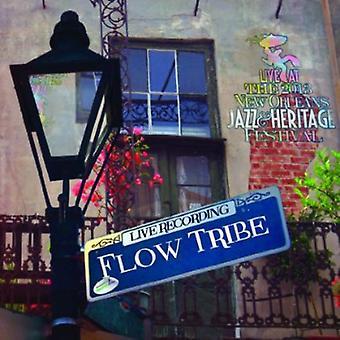 Flow stamme - Live på Jazzfest 2013 [CD] USA import