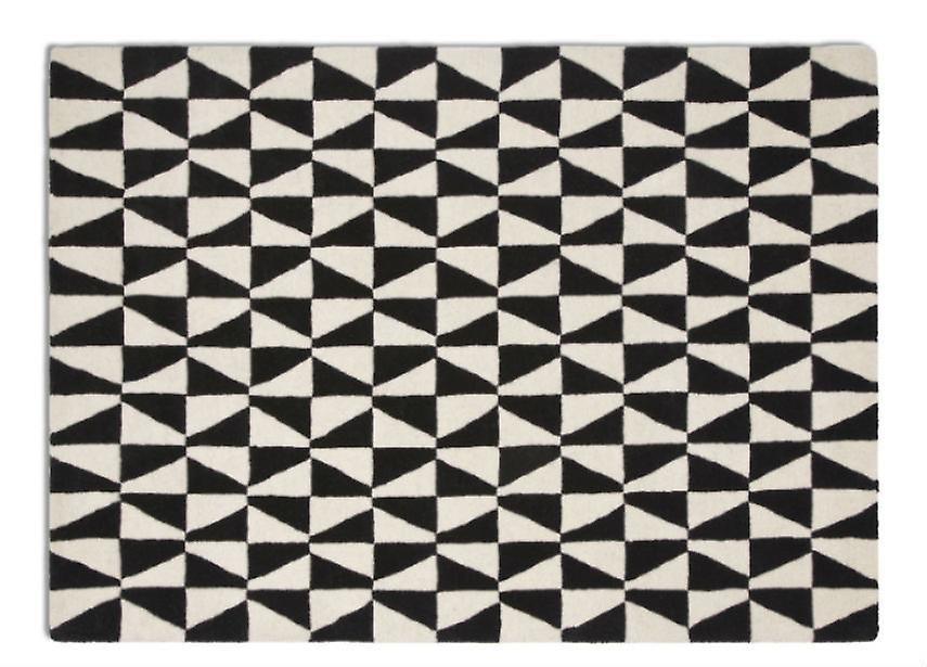 Geometric GEO1  Rectangle Rugs Modern Rugs