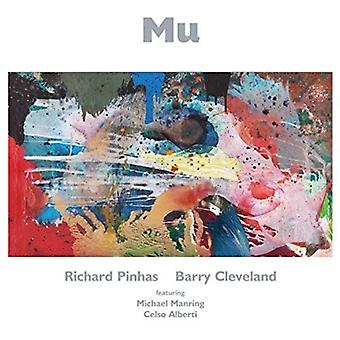 Pinhas, Barry , Cleveland, Barry - Mu [CD] USA import