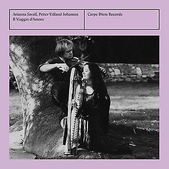 Salinas / Savall / Johansen / Maris / Nagy - Il Viaggio D'Amore [CD] USA import