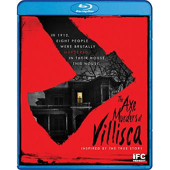 Axe Murders of Villisca [Blu-ray] USA import