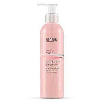 Babe Detox Cleanser 245 ml (Cosmetics , Facial , Facial cleansers)