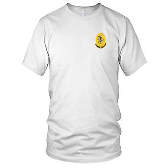 US Army - 322nd Cavalry Regiment Embroidered Patch - Mens T Shirt