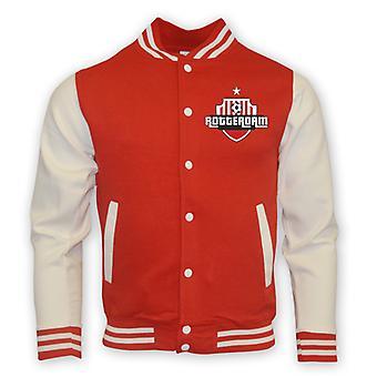 فيينورد روتردام كلية البيسبول سترة (أحمر)